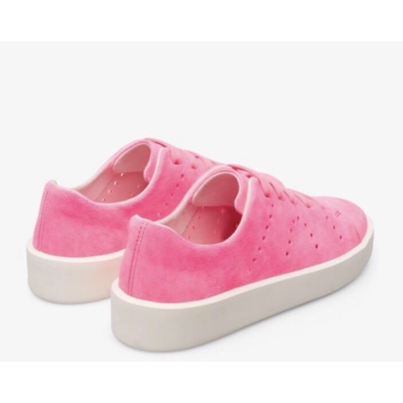 Camper Courb Sneakers in Hot Pink